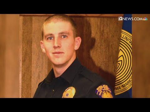 Last call for fallen officer Clayton Townsend