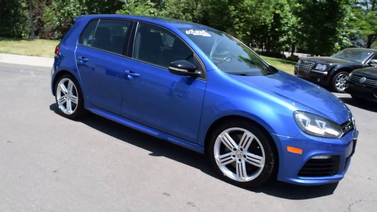 Larry Miller Vw >> 2013 Volkswagen Golf R 4Motion LHM VW Lakewood PV7025 ...