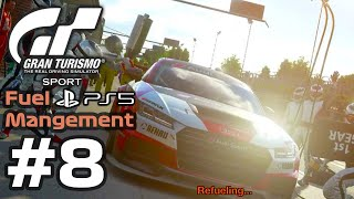 GRAN TURISMO SPORT - Why Fuel Management is Important?? Gameplay Walkthrough - Part 8
