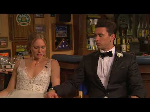 Days Of Our Lives - Double Wedding ||  Billy Flynn &  Marci Miller  Interview || SocialNews.XYZ