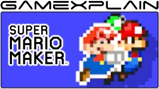 Super Mario Maker: Paper Jam