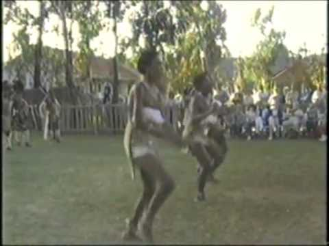 South Africa 1984 - Bantu Dance