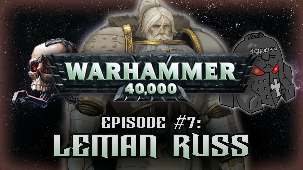 Warhammer 40,000 In a Nutshell #7 Guest Lore!