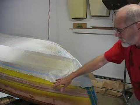 How To Fiberglass Over Plywood Doovi