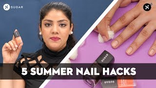 If you love doing your nails at home, check out this video with som...