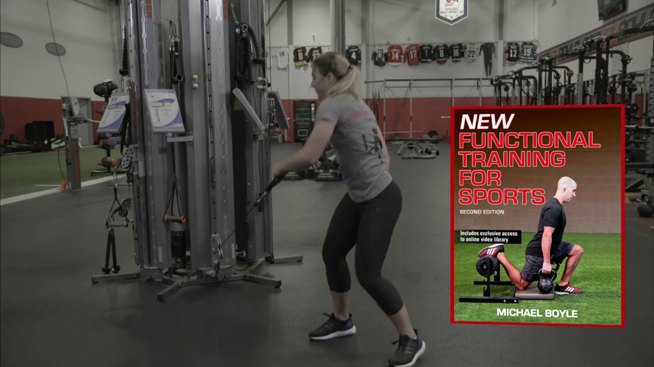 New Functional Training for Sports by Mike Boyle