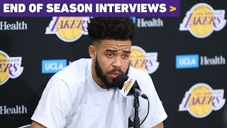 2019 End of Season Interview: JaVale McGee