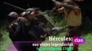 HÉRCULES - Promocional CLAN TVE (2010)