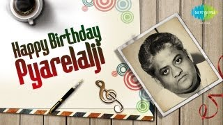 Happy birthday to pyarelal ji | the living legend | laxmikant-pyarelal the duo