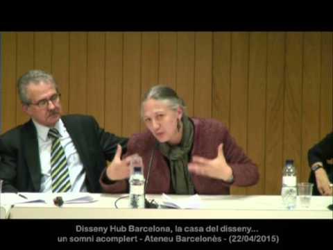Disseny Hub Barcelona, la casa del disseny... un somni acomplert