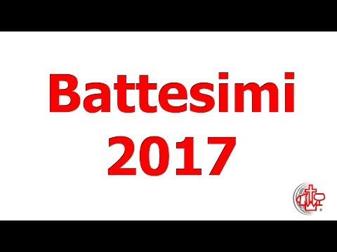 ACMI Battesimi 2017