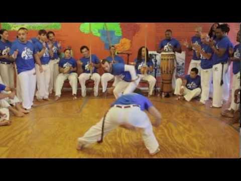 Capoeira Luanda Houston Batizado 2013 | Graduado Roda | November 2 2013