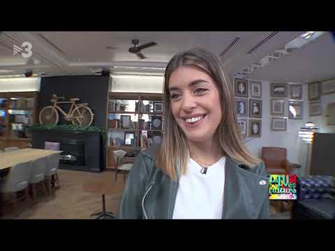 'La televisió és cultura', amb Dulceida