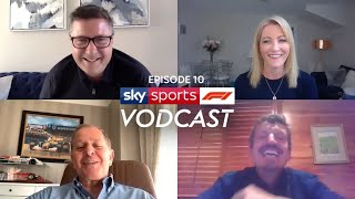 Will Haas stay in F1? | Gunther Steiner with Martin Brundle & David Croft | Sky F1 Vodcast!