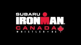 Race coverage of IRONMAN Canada 2016 with Pedro Gomes in second pla...