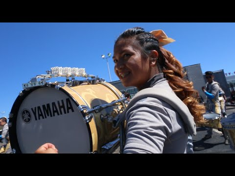 WGI 2016: Chino Hills High School - IN THE LOT