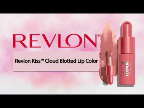 Revlon Launches Kiss Cloud Blotted Lip Color @ Colony, KL Eco City.