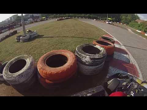 Supergp Pribilinszky Zoltán 2 201710 Kart Farm OAGB Onboard