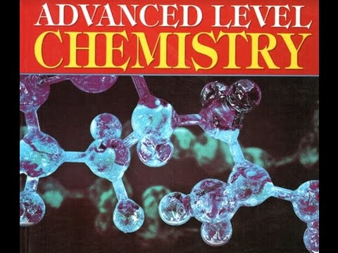 A/L Chemistry  : Lesson 01