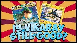 Is VikaRay Still Good?! Pokemon TCG Online Gameplay