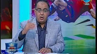 حصريا.. أبو المعاطي زكي يفجر مفاجأة عن إقتراب الأهلي من التعاقد مع حسين الشحات