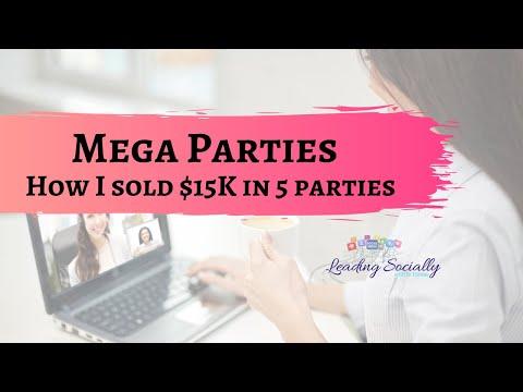 Direct Sales Mega Parties