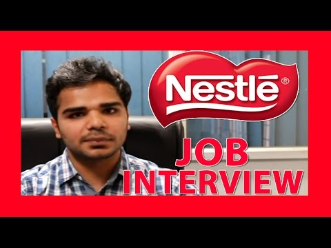 Job Interview Questions And Answers  - Nestle