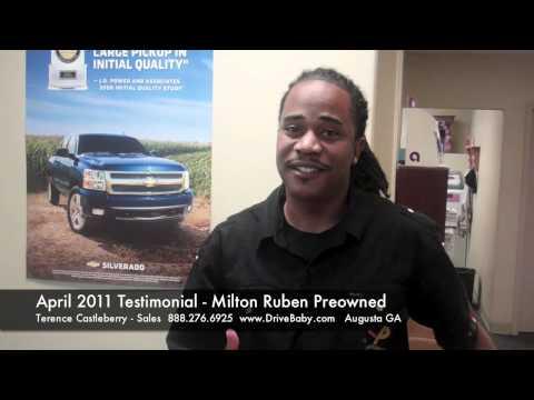 April 2011 Testimonial - Milton Ruben Superstore -...