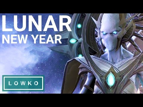 StarCraft 2 Co-op: ULNAR New Year!