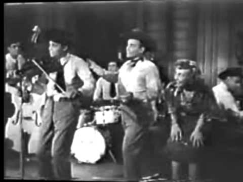 Bob Wills wCarolina Cotton  Yodel Mountain c.1951.