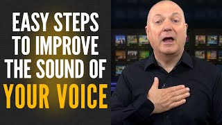 Voice Training Exercise | Easy steps to improve the sound of your voice