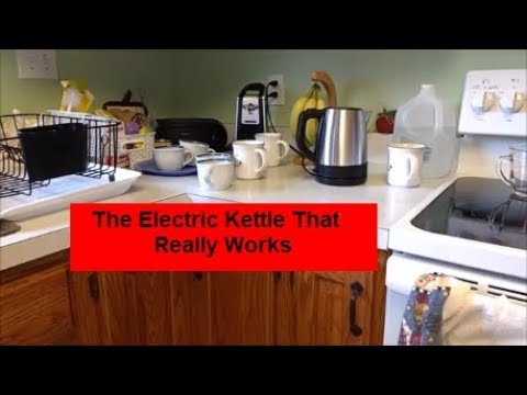 Hamilton Beach Electric Kettle Model # 40998