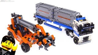 lego Technic 42062 Review