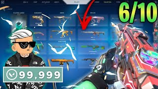 Rating Subscriber VALORANT Invenтories #420 (CRAZY SKINS!)
