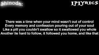Linkin Park Qwerty Lyrics On Screen HD