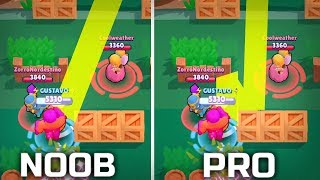 NOOB vs PRO in Brawl Stars :: Brawl Stars Funny Moments, Fails & Wins