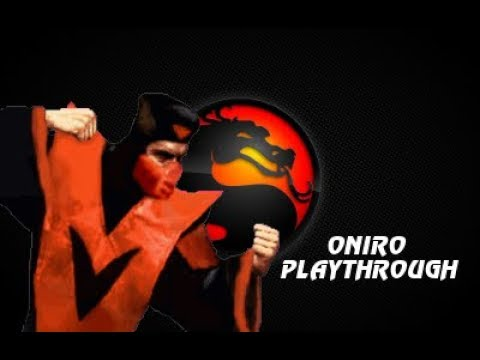 MKP 4.1 Season 2 (MUGEN) - Oniro Playthrough *UPDATED*