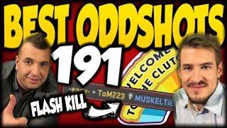 EASY FLASH KILL #191 Najlepsze oddshoty - Clutch easiego, Leh, Izak fail, Pago rage DDOS