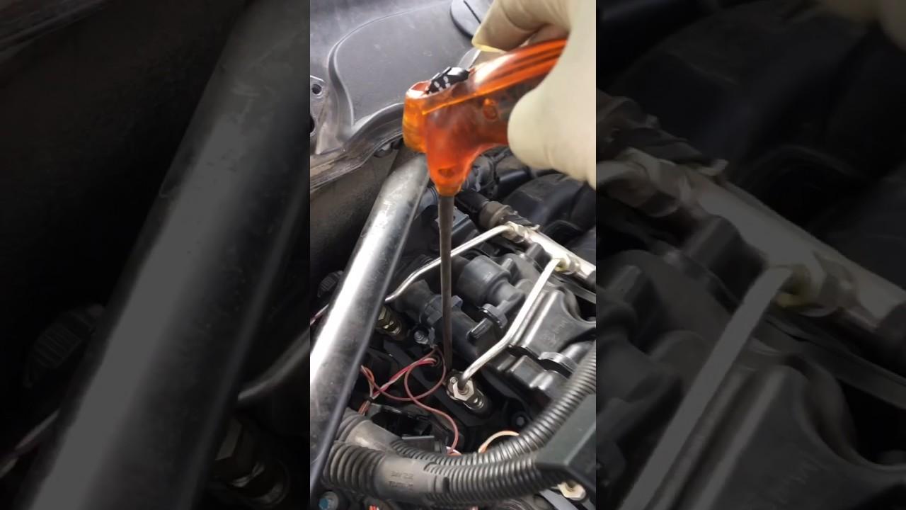 Bmw 335i Bad Injector Problem Solved Youtube
