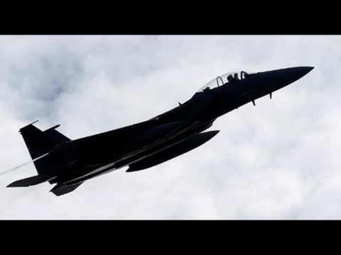 US Fighter Jets Intercept Unresponsive Aircraft Over Trump