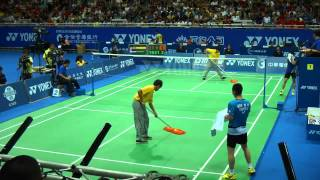 Yonex Chinese Taipei Open 2013 Final - Nguyen Tien Minh vs Son Wan Ho