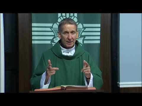 TV Mass Homily 2018 09 02
