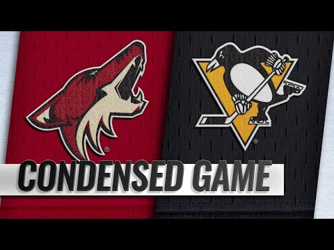 11/10/18 Condensed Game: Coyotes @ Penguins
