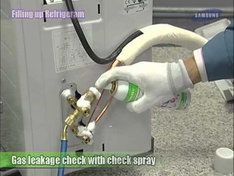 air conditioning gas. air conditioning gas c