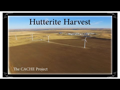 The Cache Project S2 - Hutterite Harvest