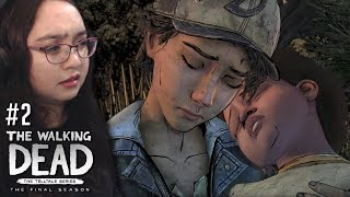 FIGHT FOR ONE ANOTHER - Let's Play:Telltale's The Walking Dead The Final Season Episode 2 Part 2