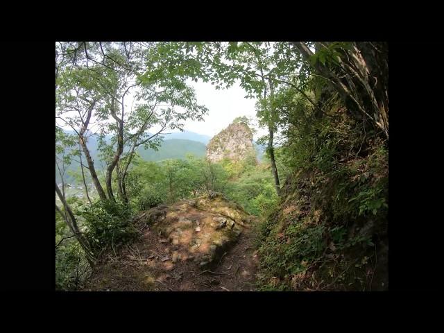 山を歩く~岩稜の修験道だった・・・岩屋(岩屋公園)