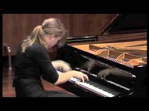 Prokofiev: Suggestion Diabolique, Katharina Treutler I piano