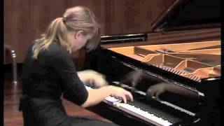 Prokofiev: Suggestion Diabolique, Katharina Treutler I piano