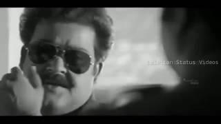 Mohanlal Mass Whatsapp Status Malayalam♥♥| Smoking | Lalettan Status Videos